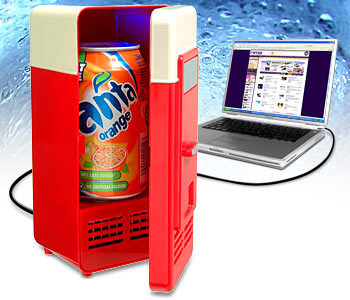 USB Μίνι Ψυγείο για Ψύξη - Θέρμανση
