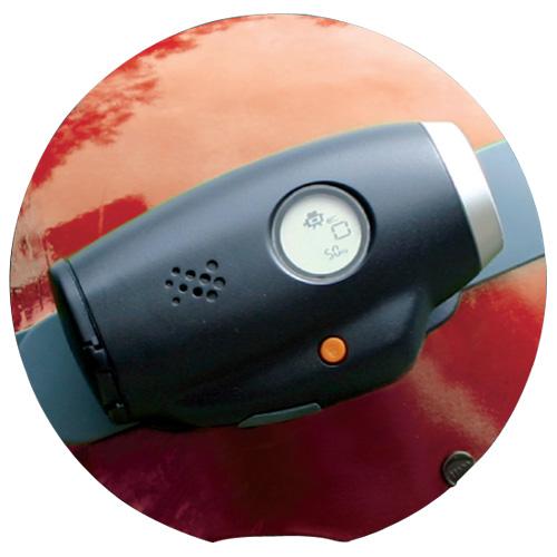 Κάμερα για Κράνος