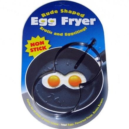 Ερωτικό σκεύος τηγανίσματος αυγών - Στήθος