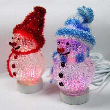 USB Led Χιονάνθρωπος