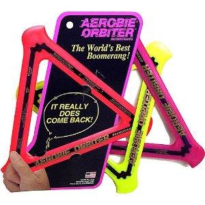 Orbiter Aerobie Boomerang