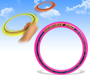 Aerobie Pro Ring Frisbie
