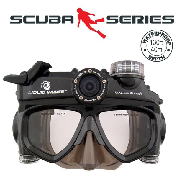 Υποβρύχια Μάσκα Κάμερα Liquid Image HD Wide Angle