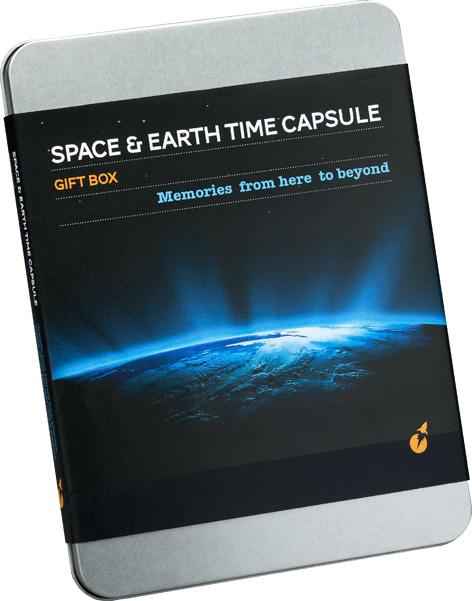 Έξυπνη Κάψουλα Space and Earth Time