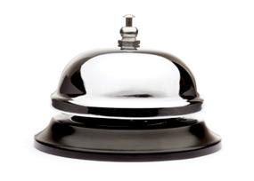 Hotel Bell - Κουδούνι Γραφείου