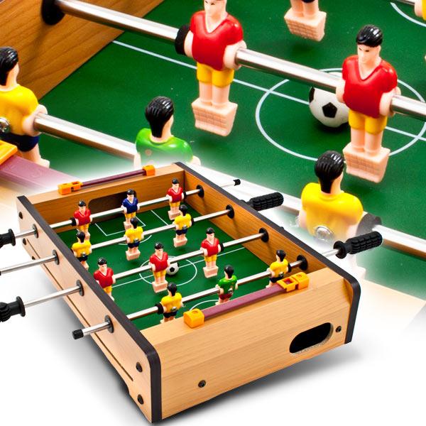 Επιτραπέζιο Ποδοσφαιράκι 34εκ με 12 παίκτες OEM