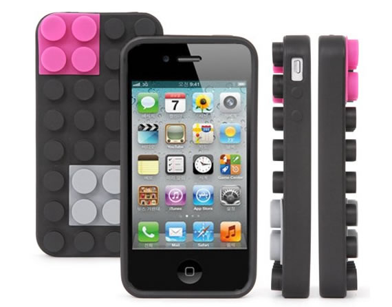 Block Case για iPhone 4 OEM 549 Bulk