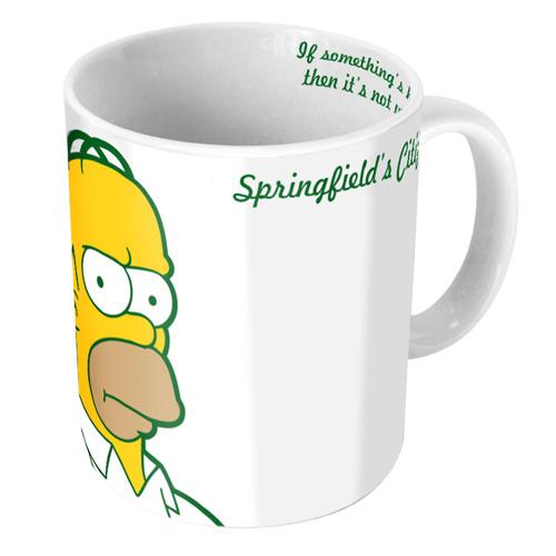 Κούπα Καφέ The Simpsons