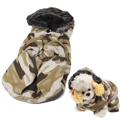Ρούχα για Σκυλάκια Camouflage