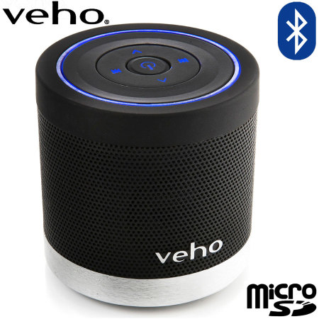 Veho - Φορητό Bluetooth Ασύρματο Ηχείο 360° M4