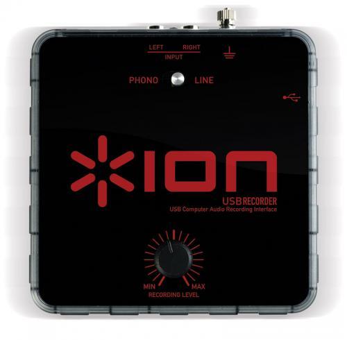 Ion Audio - U-Record