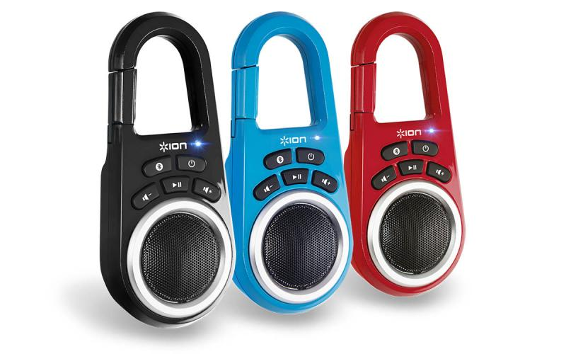 Ion Audio - Ηχείο Bluetooth Clipster blue