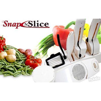 Πολυκόφτης Λαχανικών, Snap Slice
