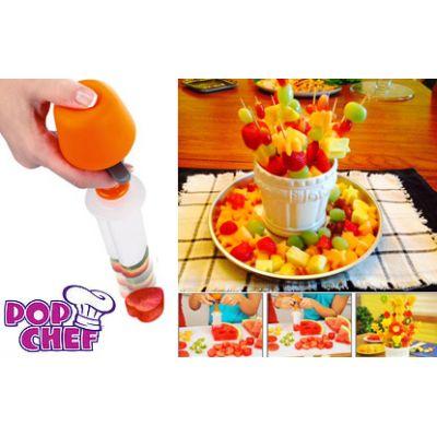 Σετ Διακόσμησης Φρούτων και Γλυκών - Pop Chef
