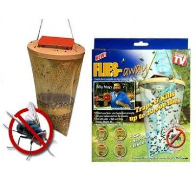 Οικολογική Παγίδα για Μύγες