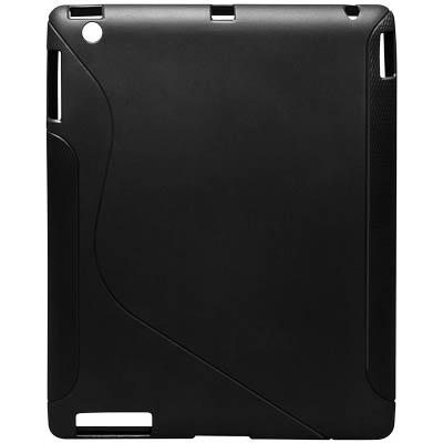 Θήκη Σιλικόνης για iPad 2  62620 Μαύρη GOOBAY