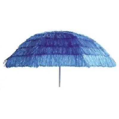 Ομπρέλα 2,10m 'Tropical Style' - Μπλε