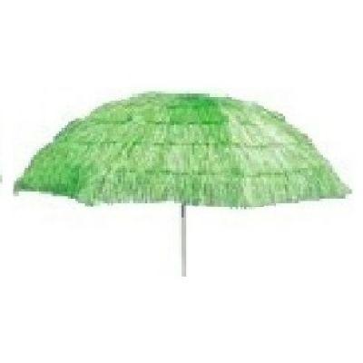 Ομπρέλα 2,10m 'Tropical Style' - Πράσινη