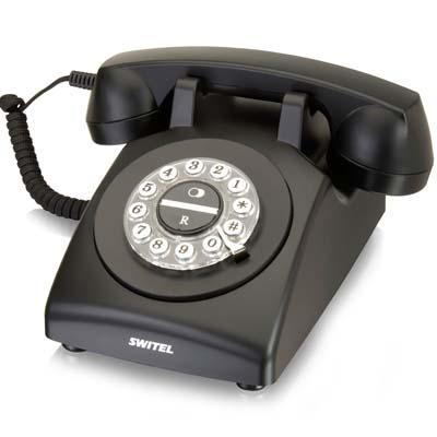 Ρετρό Ασύρματη Τηλεφωνική Συσκευή SWITEL TE 22
