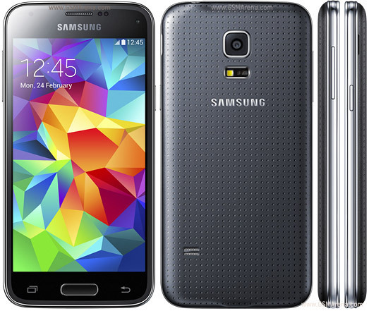 Samsung Galaxy S5 Mini G800 16Gb Black EU (Δώρο Tempered Glass + Θήκη)