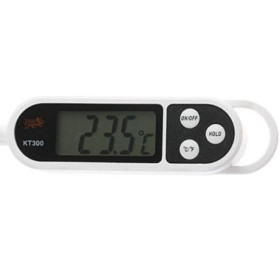 Ψηφιακό Θερμόμετρο Κουζίνας Ακριβείας με Ανοξείδωτη Ακίδα