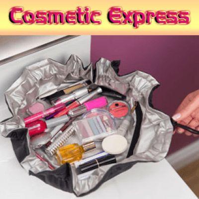 Επαναστατική Θήκη Καλλυντικά - Cosmetic Express