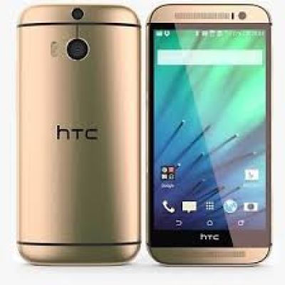 HTC One M8 4G 16GB Amber Gold EU