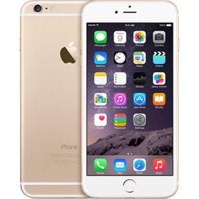 Apple iPhone 6 16GB Gold EU (Δώρο Tempered Glass + Θήκη)