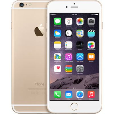 Apple iPhone 6 64GB Gold EU (Δώρο Tempered Glass + Θήκη)