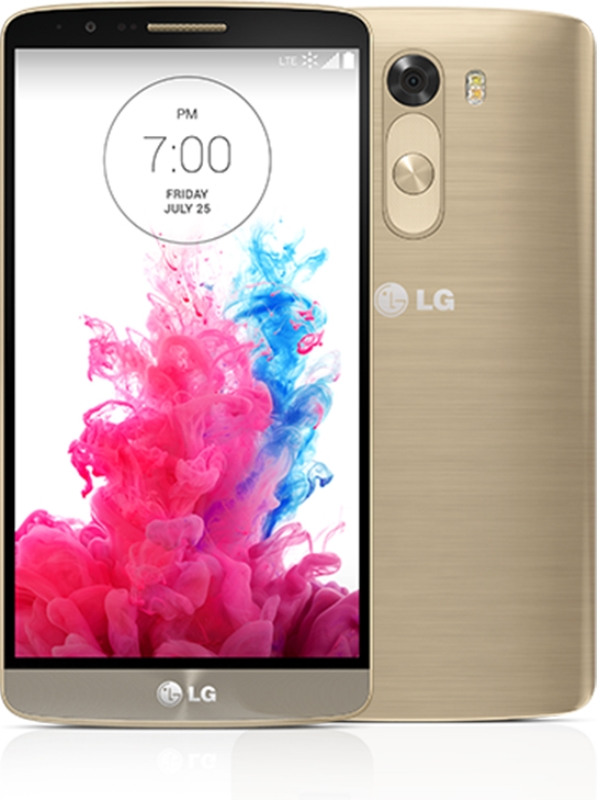 LG G3 4G D855 (16GB) Shine Gold EU (Δώρο Tempered Glass + Θήκη)