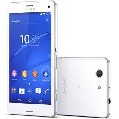Sony Xperia Z3 D5803 Compact 4G NFC 16GB White EU (Δώρο Tempered Glass + Θήκη)