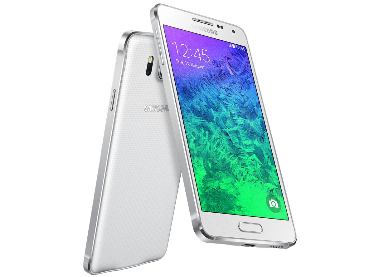 Samsung A500FU Galaxy A5 4G NFC 16GB Pearl White EU (Δώρο Tempered Glass + Θήκη)