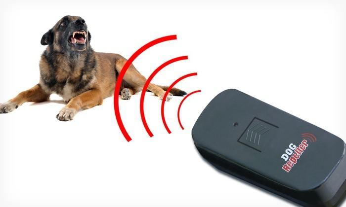 Εκπαιδευτής Απωθητής Σκύλων με Υπέρηχους
