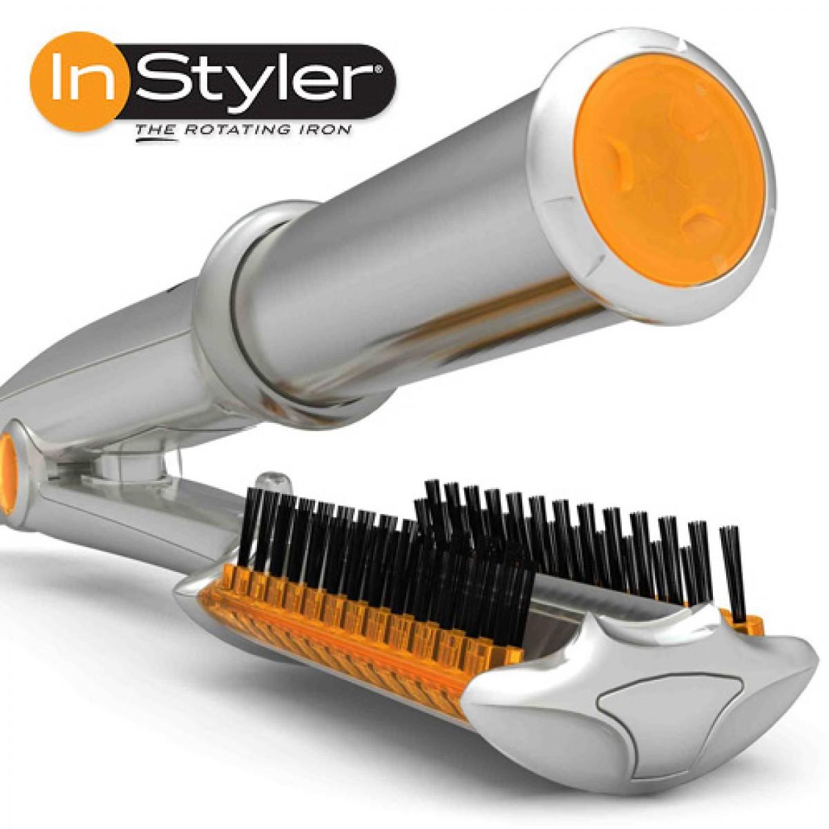 InStyler- Περιστρεφομένη Συσκευή Styling για ίσιωμα και μπούκλες OEM v110