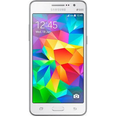 Samsung Galaxy Grand Prime Value Edition SM-G531F White EU (Δώρο Tempered Glass + Θήκη)