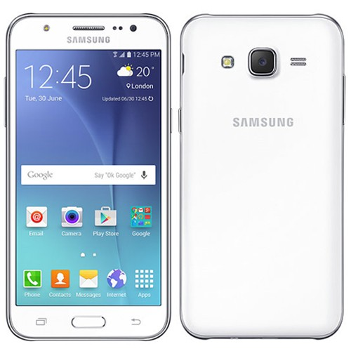 Samsung Galaxy J5 J500 8GB White EU (Δώρο Tempered Glass + Θήκη)