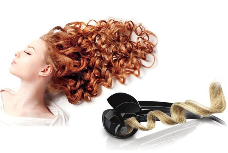 Συσκευή για Απίθανες Μπούκλες Luckliss - Perfect Curl