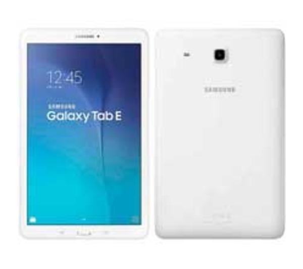 "Samsung Galaxy Tab E T560N 9,6"" 8GB White EU"