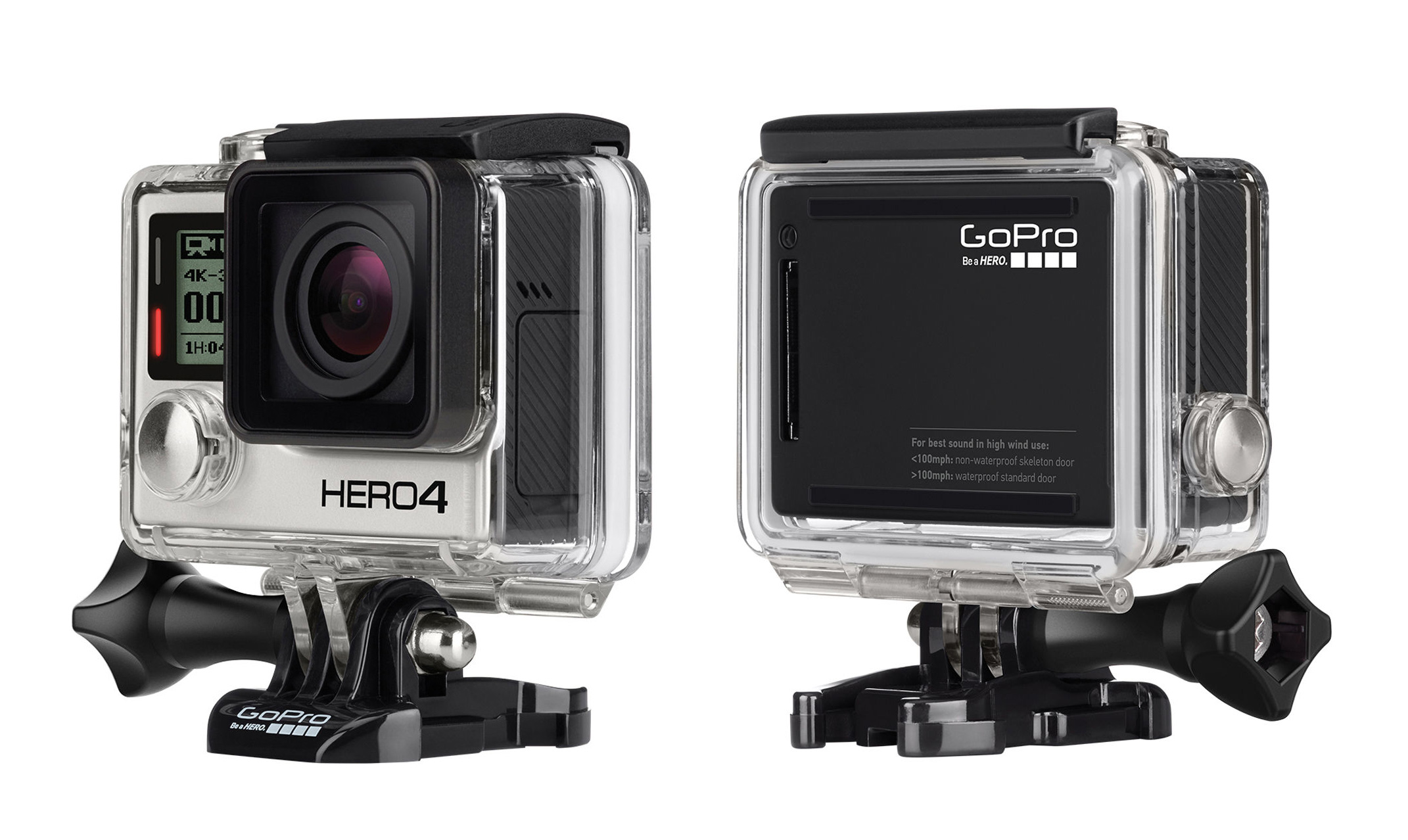 GoPro Hero 4 Black Edition Adventure CHDHX-401