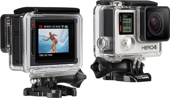 GoPro Hero 4 Silver Edition Adventure