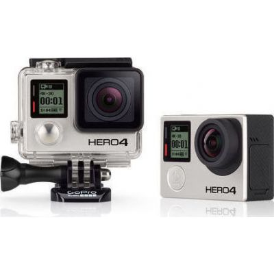 GoPro Hero 4 Black Edition Motosports