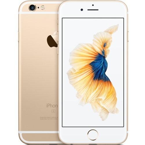 Apple iPhone 6s 64GB Gold EU (Δώρο Tempered Glass + Θήκη) (Αγγλικός Φορτιστής + Αντάπτορας)