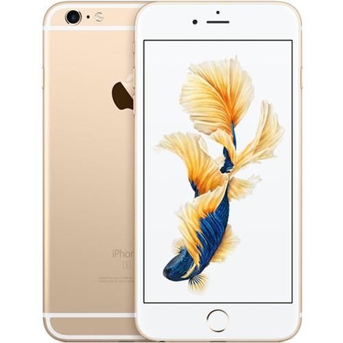 Apple iPhone 6s Plus 64GB Gold EU (Δώρο Tempered Glass + Θήκη) (Αγγλικός Φορτιστής + Αντάπτορας)