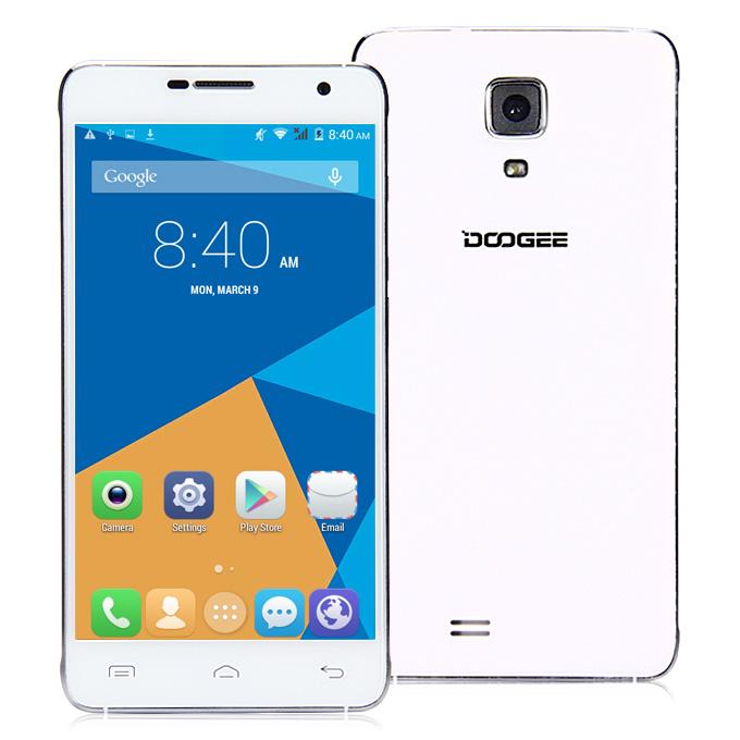 Doogee Iron Bone DG750 8GB Dual White