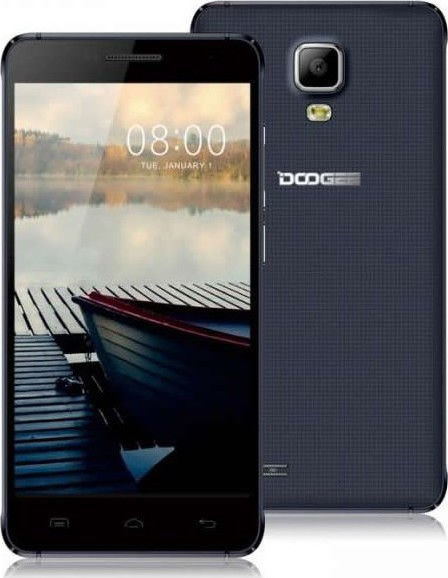 Doogee Iron Bone DG750 8GB Dual Black