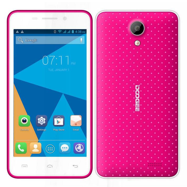 Doogee Leo DG280 8GB Dual Pink