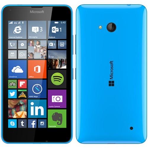 Microsoft Lumia 640 LTE Cyan EU (Δώρο Tempered Glass + Θήκη)