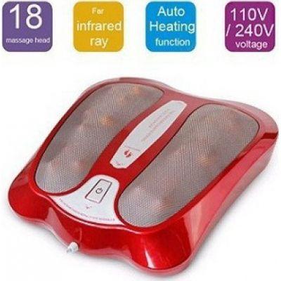Συσκευή Μασάζ Shiatsu ποδιών με θέρμανση υπερύθρων OEM R11