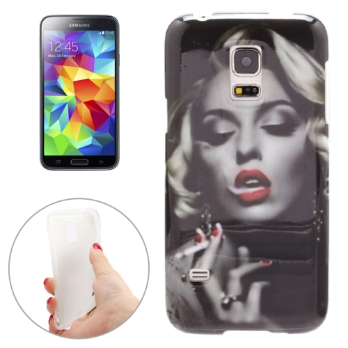 Θήκη Marilyn Monroe Sexy Smoking Samsung Galaxy S5 mini
