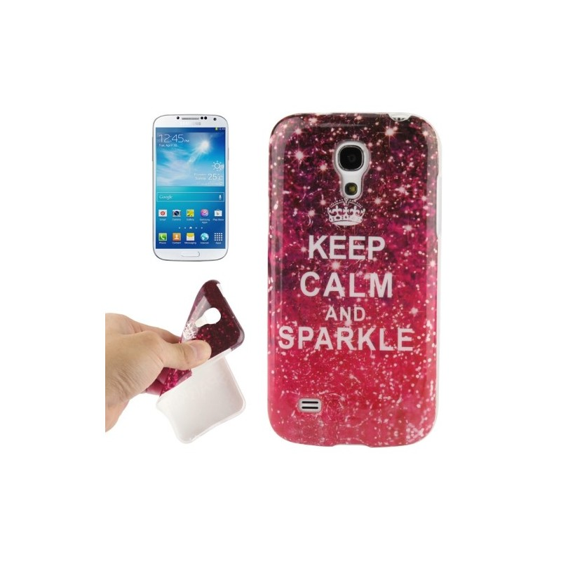 Θήκη Keep Call and Sparkle Samsung Galaxy S5 mini